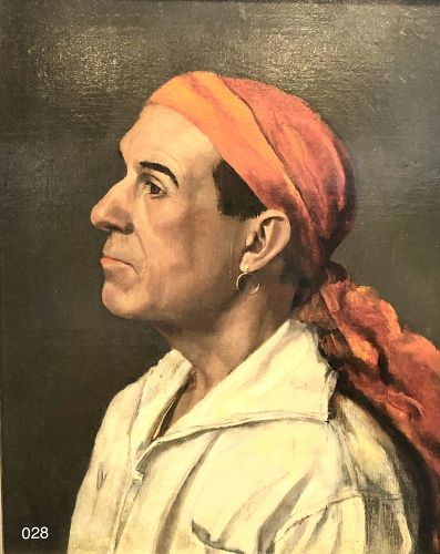 Portrait of an Italian Man