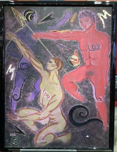 Surrealist Nudes