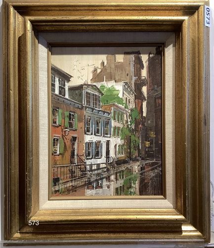 Greenwich Village, NY (10th Street)