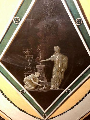 Robert Adam circa 1780 Decoration Oil on Paper