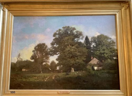 Landscape by Henry Pember Smith