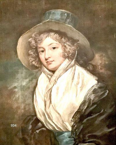 English Artist John Hoppner 1759-1810