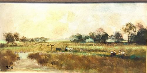 Farm Scene by Cooper