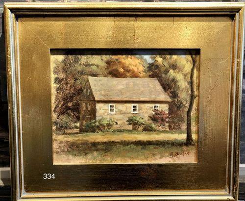 Stonehouse Landscape DC by R. Bogdan