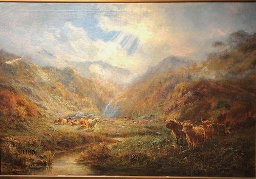 Beautiful Landscape in Oil 30x40 inches