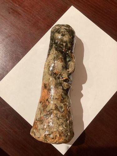 "Max Kassler Porcelain Sculpture 9.5"""