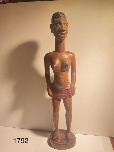 Kenyan Woman Figure