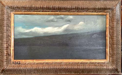 American Descendant of Whistler,John Court oil  20x32�