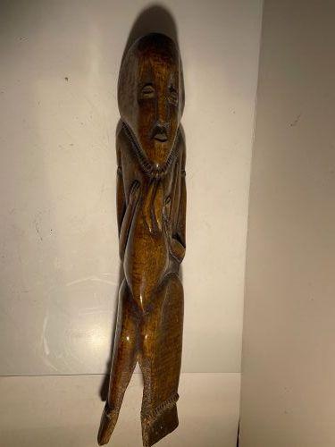 African Lega Bone Figure