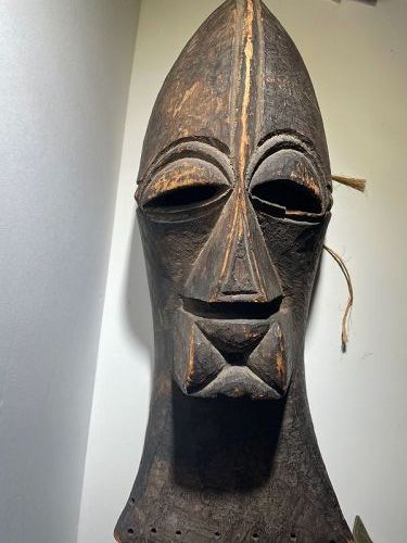 African Songye Mask