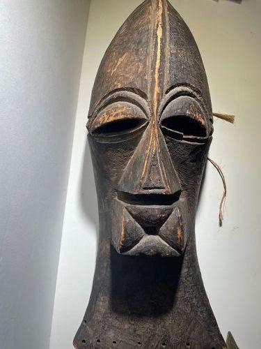 African Songye Mask
