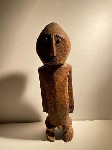 African Zande Figure 1960