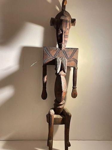 African Ivory Coast Figure 1960