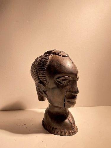 Nigerian Bust of a Woman