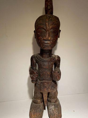 African Lula Figure