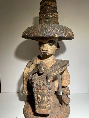 African Yoruba Spiritual Figures