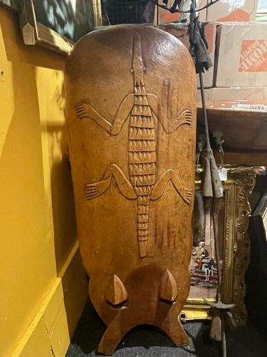 African Bamana Chief's Chair