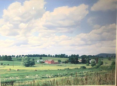 "Peter Jogo New York  Master Artist Pastel Landscape  26x34"""