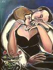 Master Artist Anne Lane �Lovers III� oil 40x30
