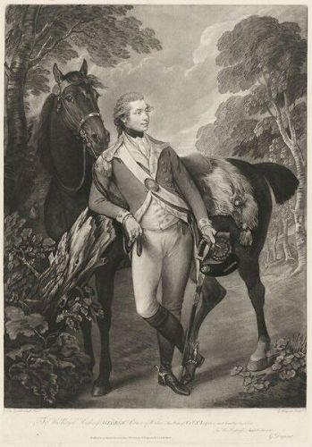Gainsborough Dupont after Thomas Gainsborough  Colonel St. Leger, 1783