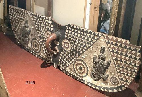 Papua New Guinea Sacred Sculpture Melanesian People