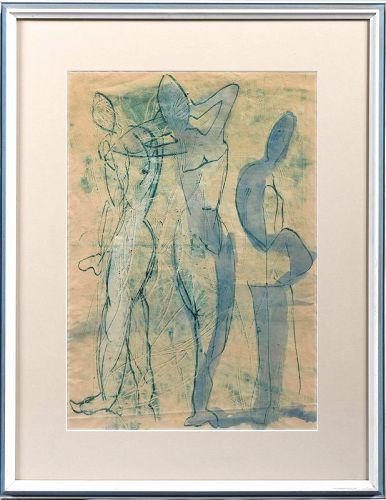 Aaronel Deroy Gruber 1918-2011,American Modernist