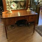 New England Miniature Sideboard Circa 1790 probably New Hampshire