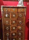 Louis XV-XVI Semanier Chest of drawers circa 1770
