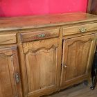 """French Eighteenth Century Provence Sideboard Cherrywood 65"""""""