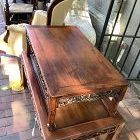 Chinese Rosewood Early Republic Kang Low Table