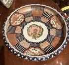 "Important and Massive Japanese Imari Bowl Edo Period 19"""