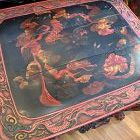 Imperial Display Table Dragons and Cloud Design circa 1900