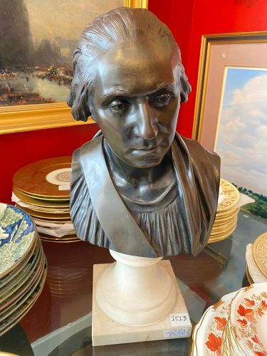 20th Century Copy of an Earlier Sculpture of Washington