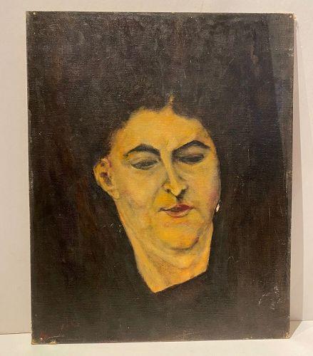 "Max Kassler, American Master Painter 20x16"""