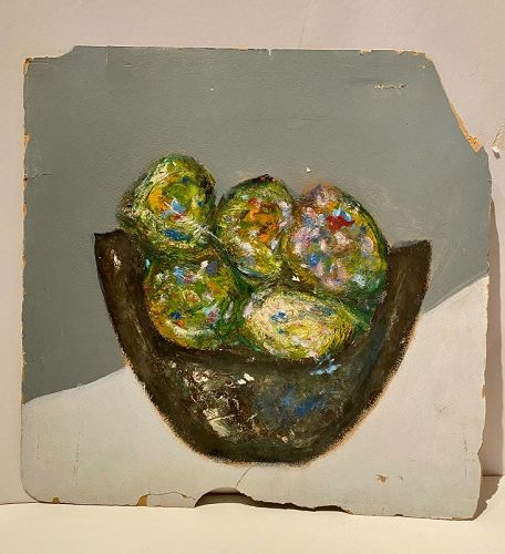 "Max Kassler, American Master Painter 20x20"""