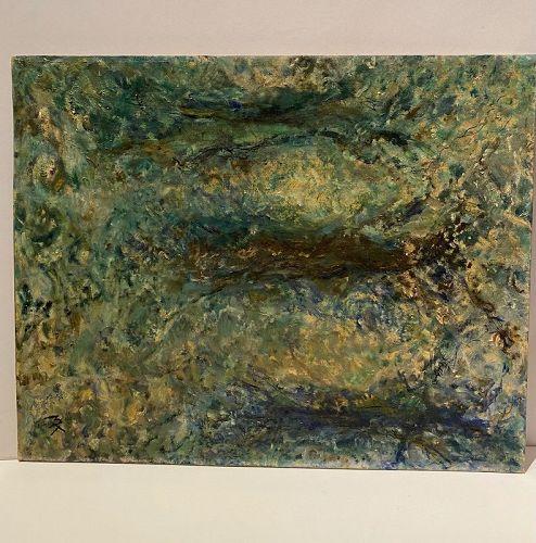 "Max Kassler, American Master Painter 16x20"""