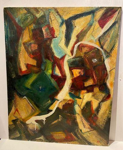 "Max Kassler, American Master Painter 30x24"""