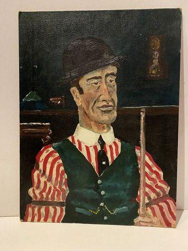 """Unsigned Portrait 16x22"""""""