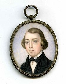 American Miniature Painting c1840-1845