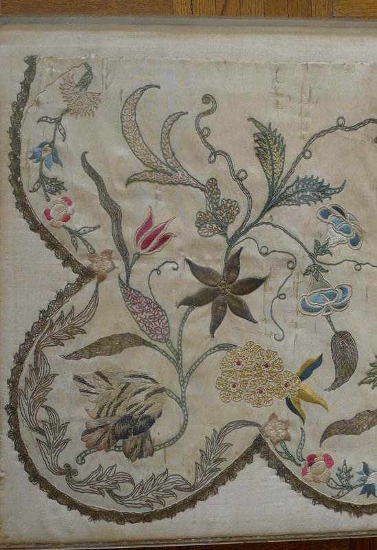 English Apron Front Early 18th Century
