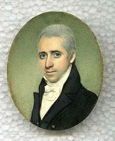 Miniature Painting by Edward Nash c1810