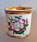 Gorgeous Chamberlains Worcester Coffee Can c1816 - 1820