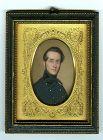 John Wood Dodge Miniature Painting c1850