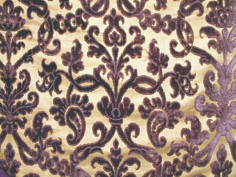 17th Century Italian Textile Exemplar