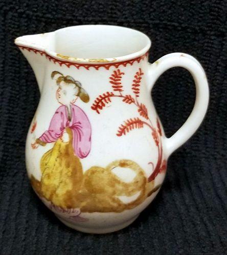 Bow Porcelain Creamer c1765