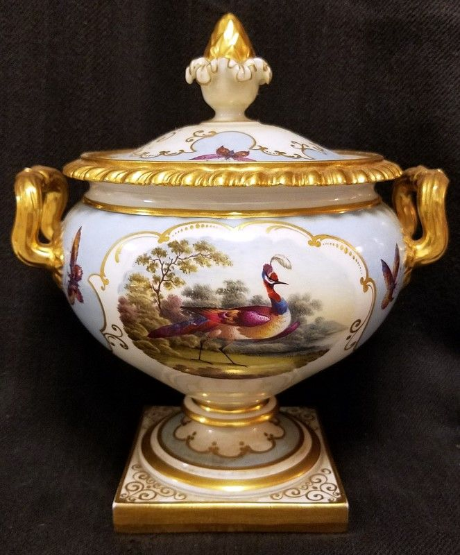 Superb Flight Barr Barr Harlequin Service Tureen c1813 - 1819