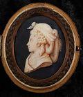 Samuel Andrews Portrait Miniature c1795
