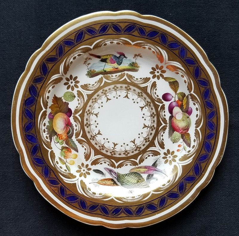 Spode Pattern 2969 Plate c1820