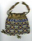 Extremely Rare Dated Beaded Purse c1632
