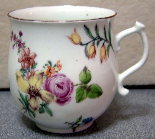 A Rare Chelsea Cup c1756